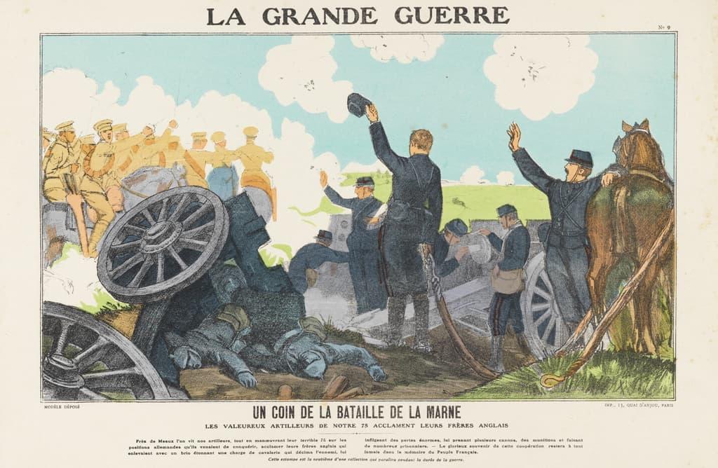 Featured image for the project: Un Coin de la bataille de la Marne...